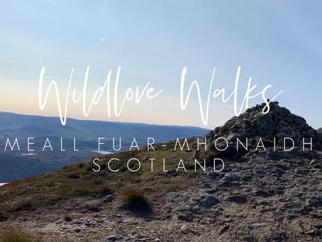 Wildlove Walks - Meall fuar-mhonaidh