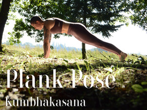 DAY 11 - Plank Pose #wildlove30days