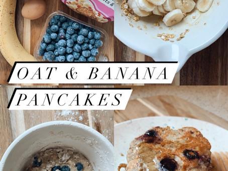 Good morning pancakes!