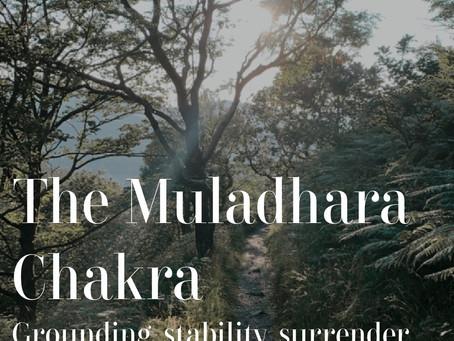 The Root Chakra - Grounding