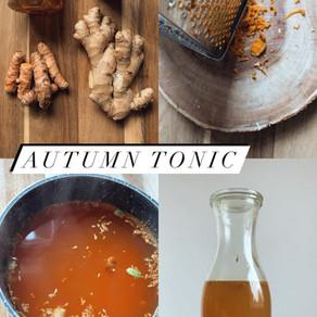 Autumn Tonic - Immune boost