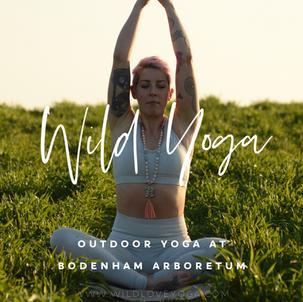 Outdoor Yoga this Saturday!