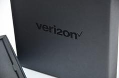 Case bound Verizon Box (Black Foil)