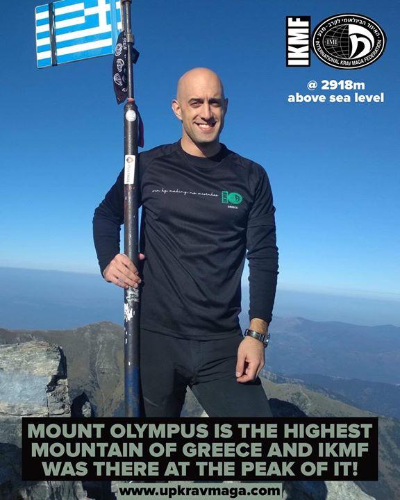 Climb with you IKMF T-Shirts!!