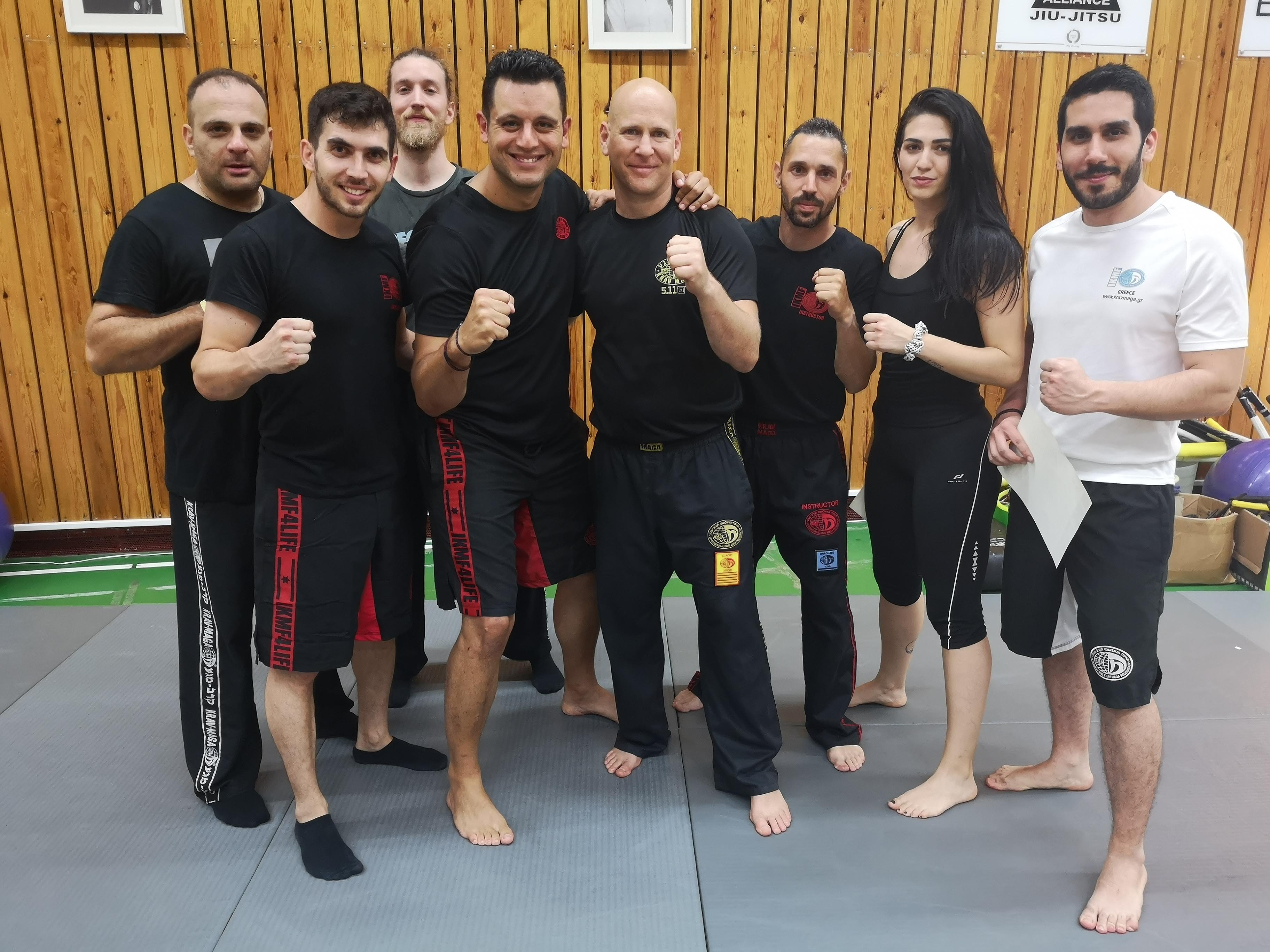 Seminar with Israel Tamir