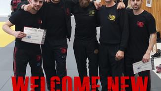 new instructors