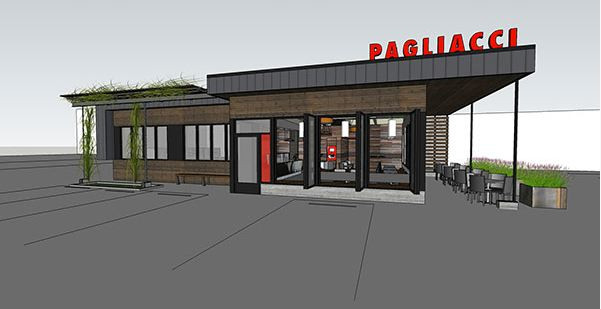 UPDATED: Pagliacci's Magnolia remodel nearing completion. Ribbon Cutting scheduled