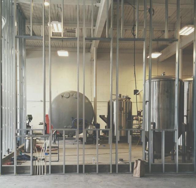 Holy Mountain Brewing Company making steady progress on Elliott Avenue