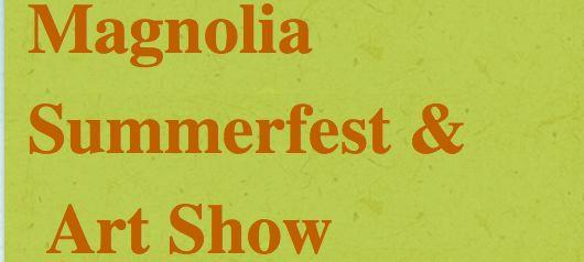 Magnolia Summerfest kicks off