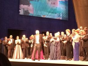 Farewell. Seattle Opera's Speight Celebration Nets $1M