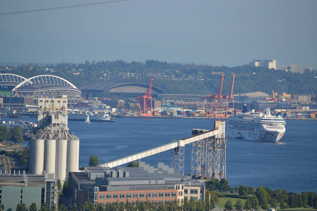 Two cruise ships return to Seattle