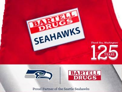 11/18 - Come & Meet the Seahawks' Doug Baldwin at the Lower QA Bartell Drugs