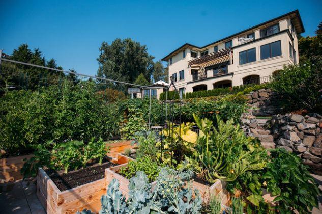 Seattle Refined tours a Magnolia home's urban farm