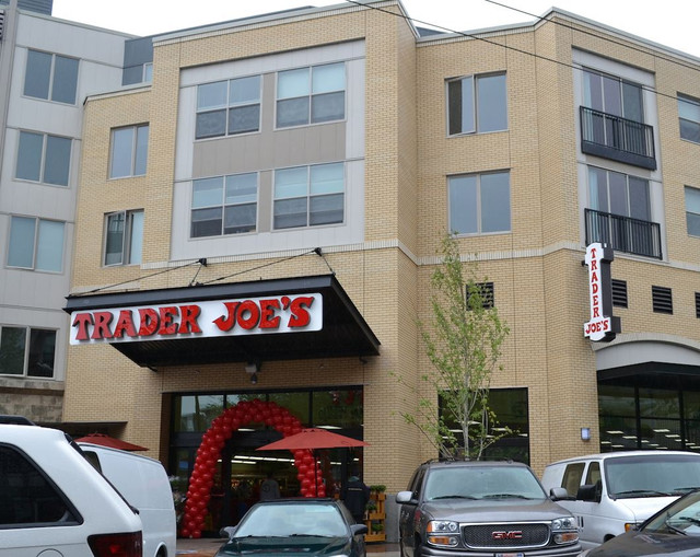 Trader Joe's New Queen Anne home is officially open!