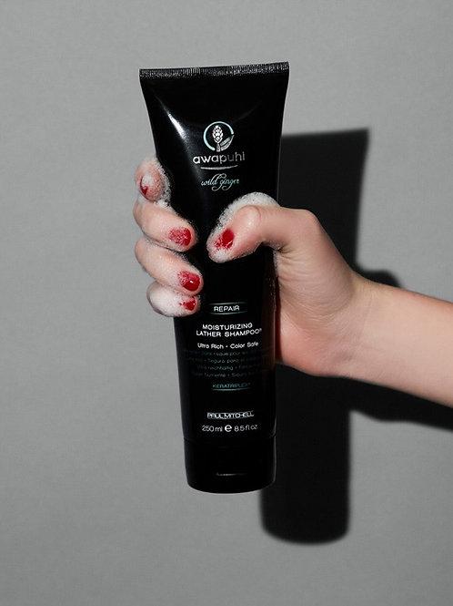Awapuhi Moisturizing Lather Shampoo 8.5 fl.oz
