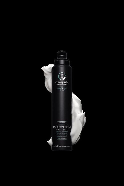 Awapuhi Dry Shampoo Foam 5.6oz