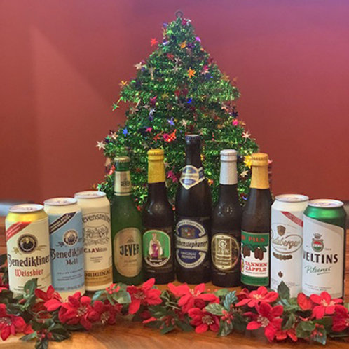10 Days to a German Christmas Advent Pack + Glassware