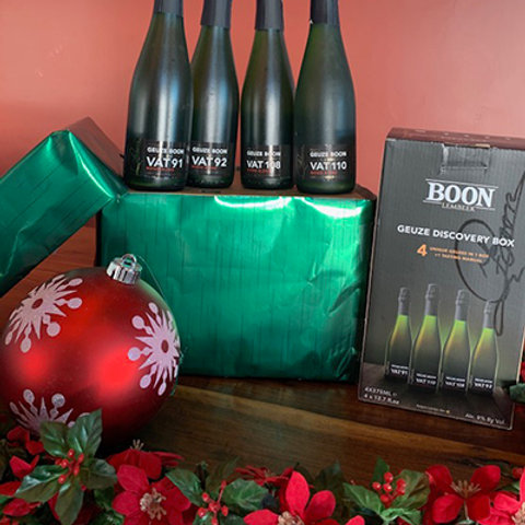 Boon Gueze Variety Pack