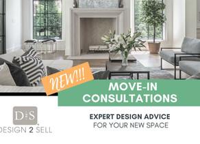 Move-In Consultations - Expert Design Advise