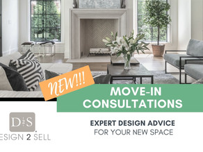 Move-In Consultations - Expert Design Advise