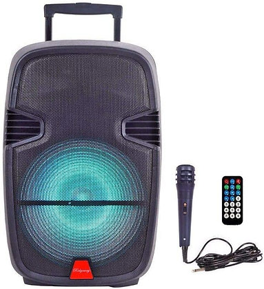 Ridgeway Portable Audio Bluetooth - Portable - Woofer Rechargeable Speaker with