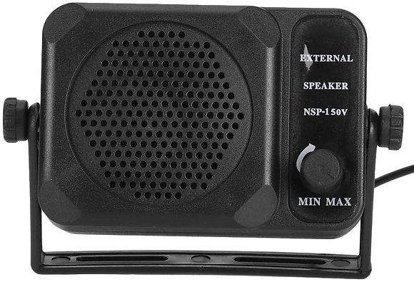 YUANJS Walkie Talkie Mini External Speaker