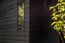 Modern Chard Wood Exterior Home 5