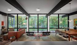Modern Chard Wood Interior