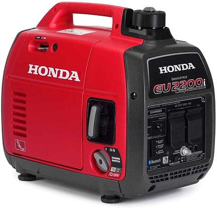 Honda 2200-Watt 120-Volt Super Quiet Portable Inverter Generator
