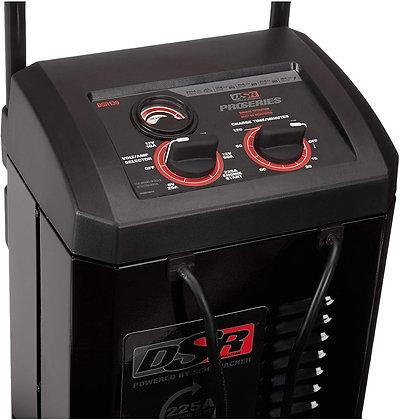 Schumacher 225/50/25/10 Amp 6/12V Manual Wheel Charger