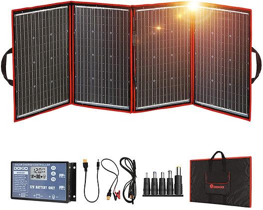 DOKIO 220W Foldable Solar Panel