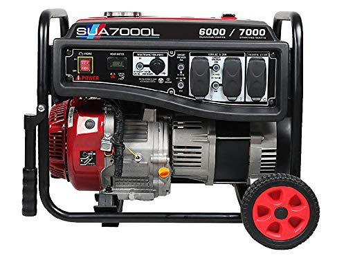 A-iPower 7000W Portable Generator Gas Powered