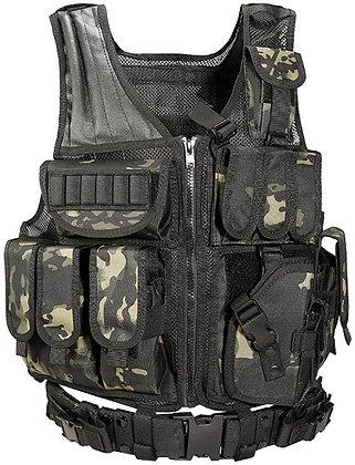 Tactical Vest Ultra-Light Breathable - Combat Training