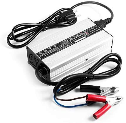 14.6V 20A, Lithium AC-DC Battery Charger