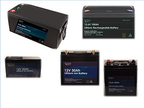 Qychex Batteries
