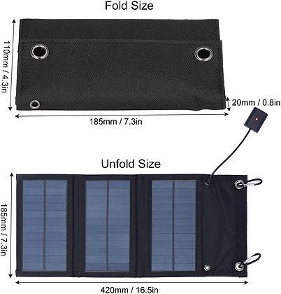 Diydeg Portable Solar Panel Charger Generator          1 Amp Output