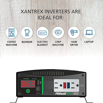 Xantrex 2000W True Sinewave Power Inverter