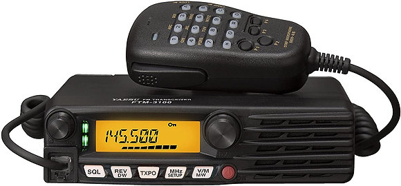 Yaesu  144 MHz Analog Single Band  65W Mobile Transceiver