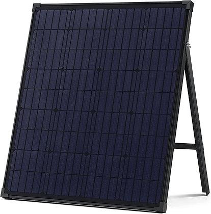 Nekteck 100 Watt Monocrystalline Solar Panel