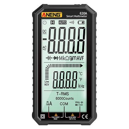 ANENG 4.7-Inch Large LCD Display AC/DC Digital Multimeter