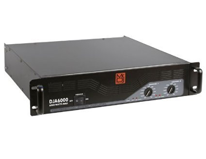 Mr. Dj 200 Watts Per Channel Powered Amplifier