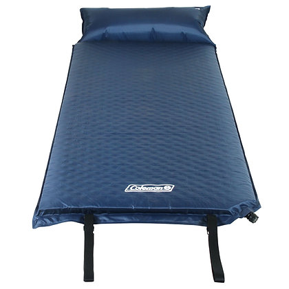 Coleman® Self-Inflating Sleeping Camp Pad with Pillow