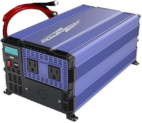 PowerBright Power Inverters:1100W, 1500W, 2000W, 3000W, 4000W