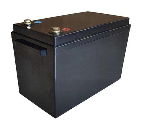 Empty Battery Box Case: 12v 24v 36v 48v  20ah - 300ah Capacity
