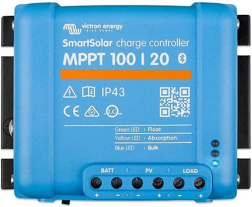 Victron MPPT 100V 30 amp 12/24-Volt Solar Charge Controller