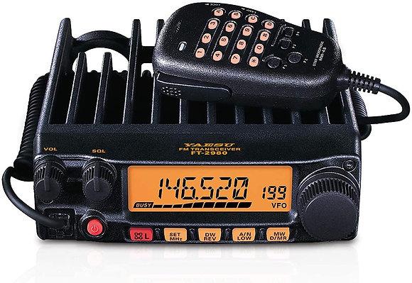 Yaesu 144 MHz Single Band Mobile Transceiver 80 Watts