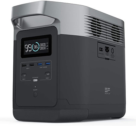 ECOFLOW Portable Power Station  - 1260Wh Battery Pack