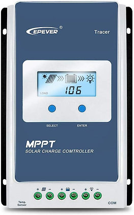 EPEVER 40A Solar Charge Controller 12V / 24V Auto Working