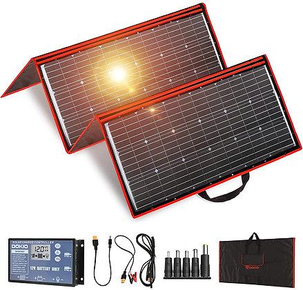 DOKIO 300W 18V Portable Solar Panel Kit