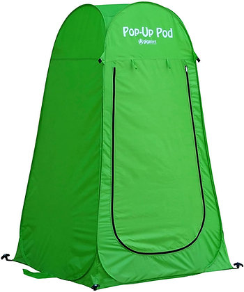 Pop Up Pod Changing Room Privacy Tent – Outdoor Shower, Camp Toilet